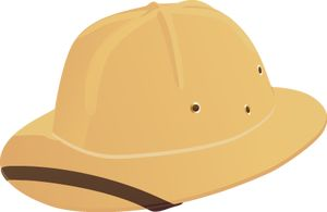 Many Different Types of Hats: Pith Helmet
