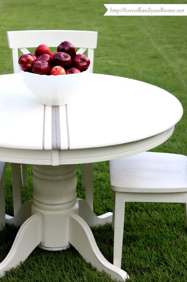 Best 20 Painted Kitchen Tables Ideas On Pinterest