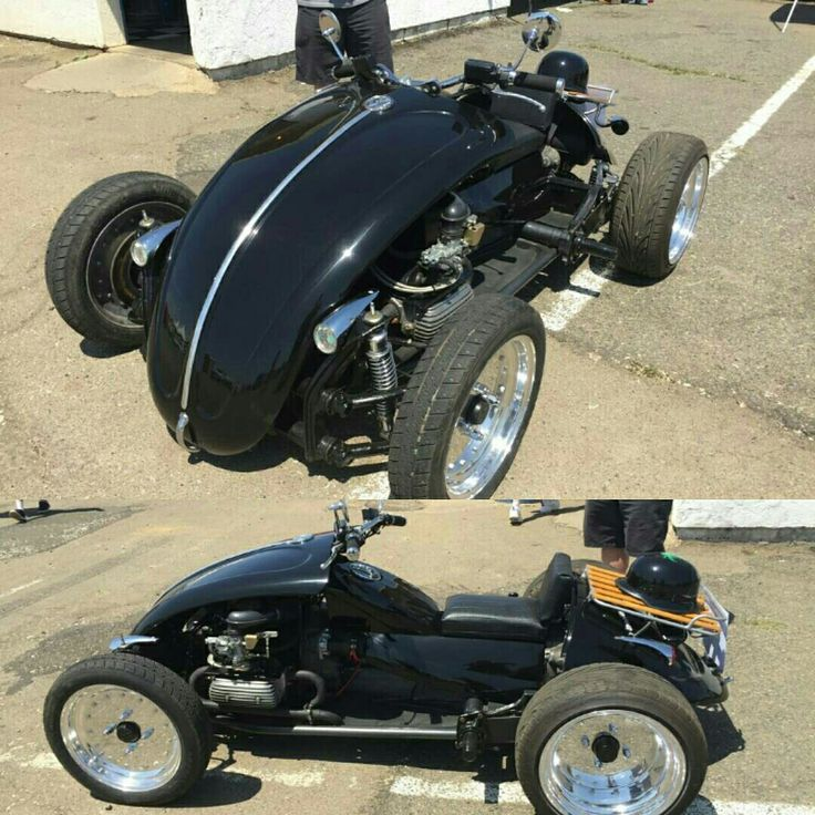 459 best trike images on Pinterest   Reverse trike, Cars and Cars ...