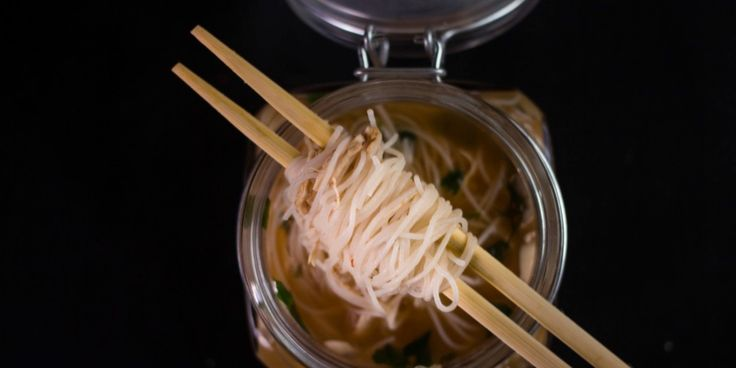 Домашний суп быстрого приготовления