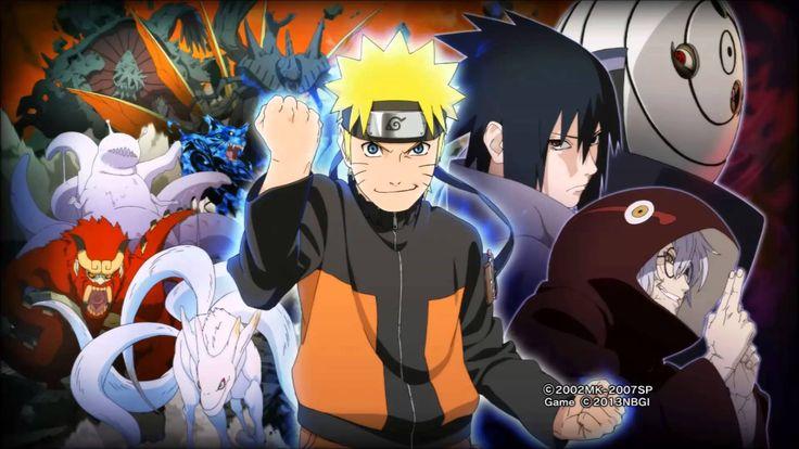 Descargar Wallpapers de Naruto Shippuden Ultimate Ninja Storm 3