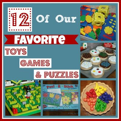 12 Of Our Favorite Toys, Games, & Puzzles - My Joy-Filled Life