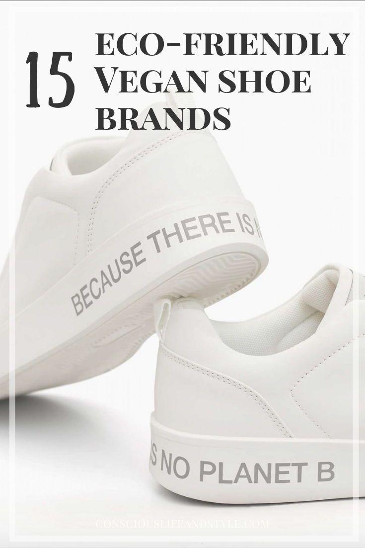 15 Eco-Friendly Vegan Shoe Brands in