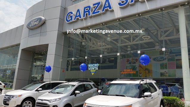 Globos Publicitarios info@marketingavenue.com.mx