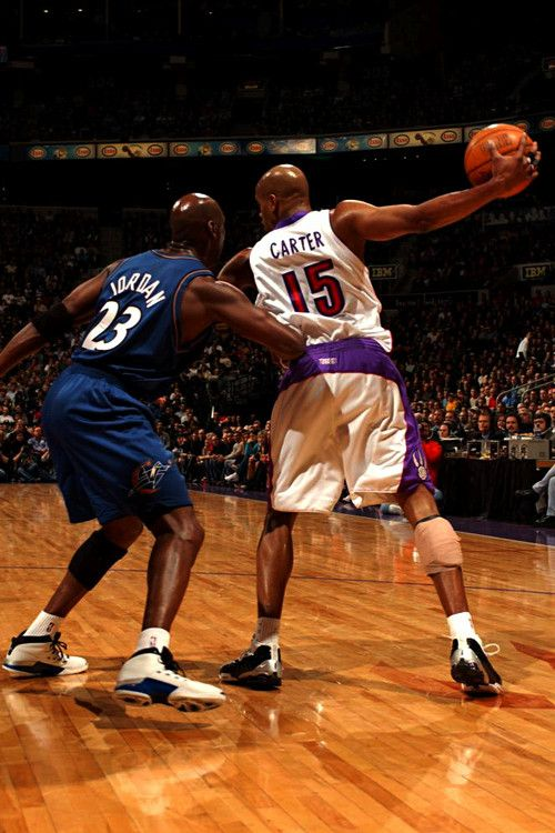 Did Vince Carter Win A Ring