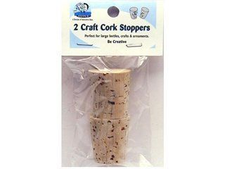 The Board Dudes Cork Stoppers 1 1/2 x 1 3/8 2 pc (3 Pack) by Board Dudes, The. $8.37. Many uses for cork stoppers-for sealing bottles, for crafts and ornaments and as wall and door protectors. 1 1/2 x 1 3/8 2 pc