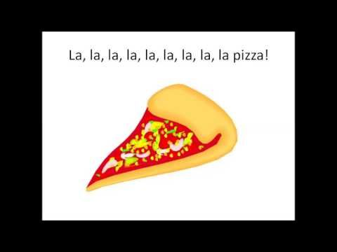 J'adore la pizza