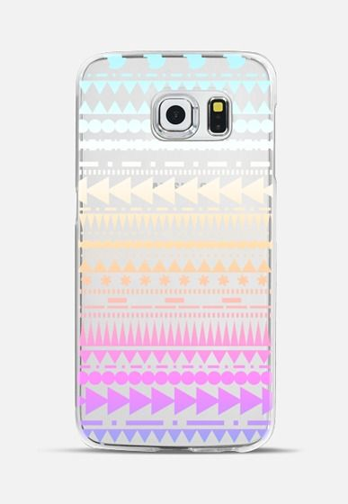 Summer Dreams Aztec Galaxy S6 Edge Case by Organic Saturation | Casetify
