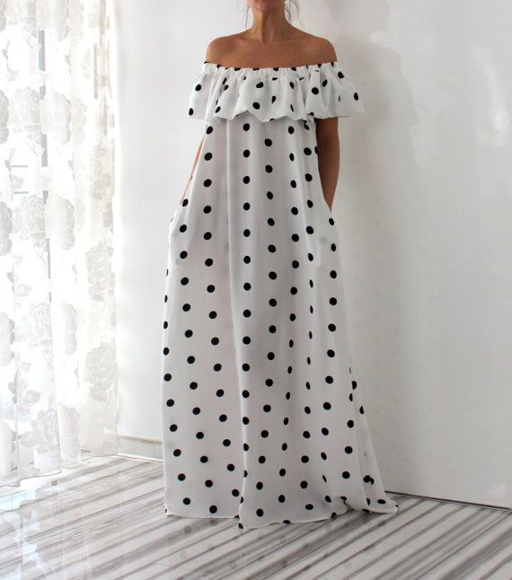 New SPRING SUMMER 2015 Black and white by cherryblossomsdress