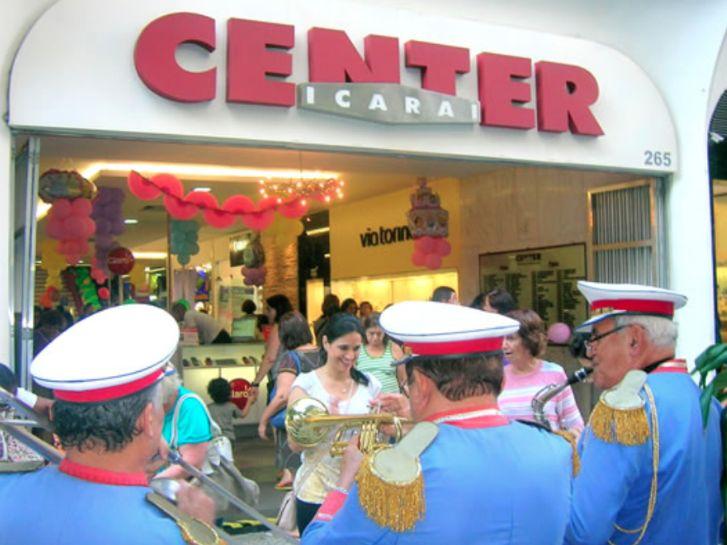Center Icaraí aposta na modernidade e mantém tradição