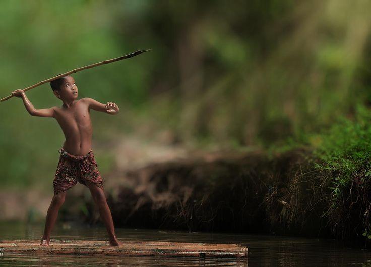 Little Hunter by Herman Damar on 500px