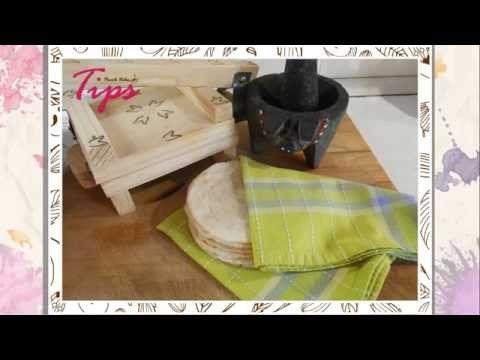 TORTILLAS MESSICANE - L'unica autentica ricetta messicana!!