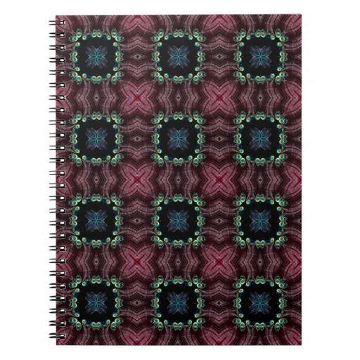 Jewel Like Checkered Pattern