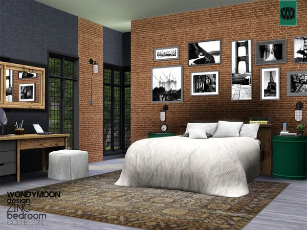 17 best images about sims 3 object downloads on pinterest for Sims 3 bedroom designs