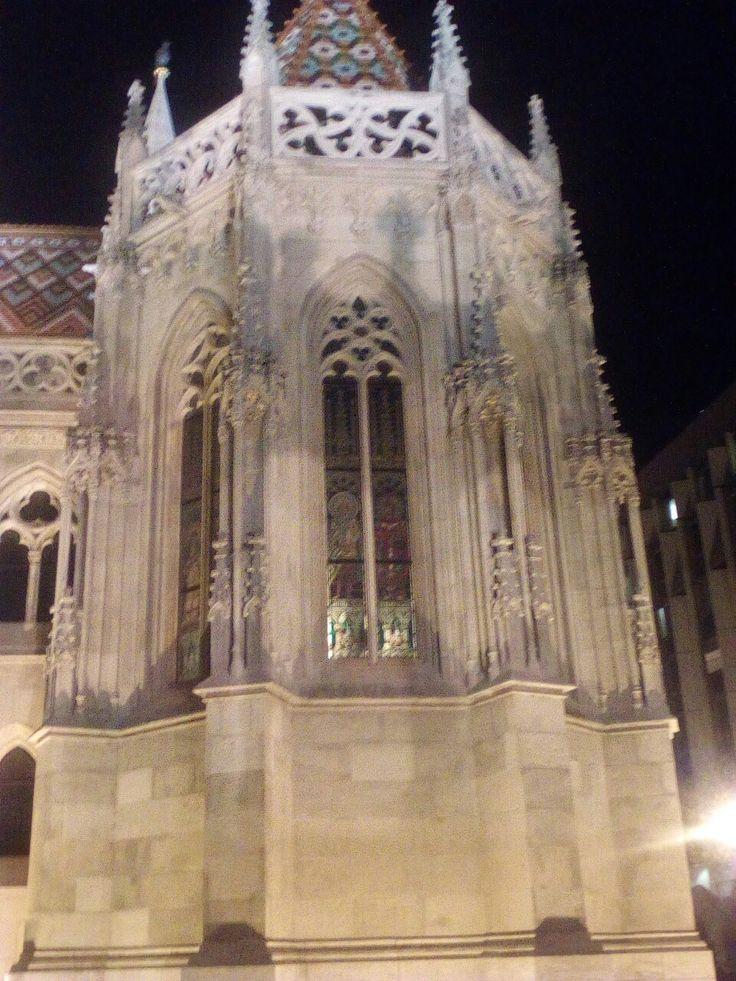 Budapest/ Mátyás templom