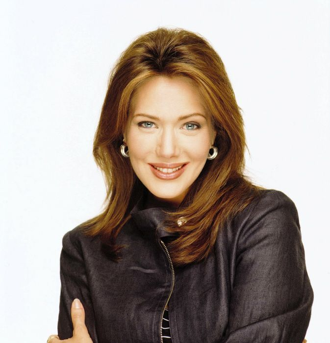Hunter Tylo Taylor Hamilton Forrester The Bold And The Beautiful Glamour Glamour