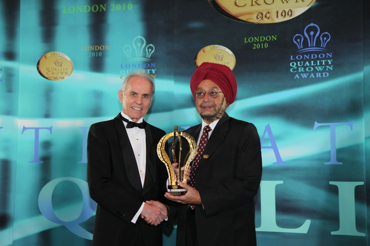 Hardev Singh Kohli, Executive Director of Reliance Industries Ltd, Hazira, from India. Reliance holds position 264 in the Fortune Global 500