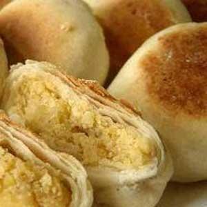 Bakpia Traditional Food Indonesia