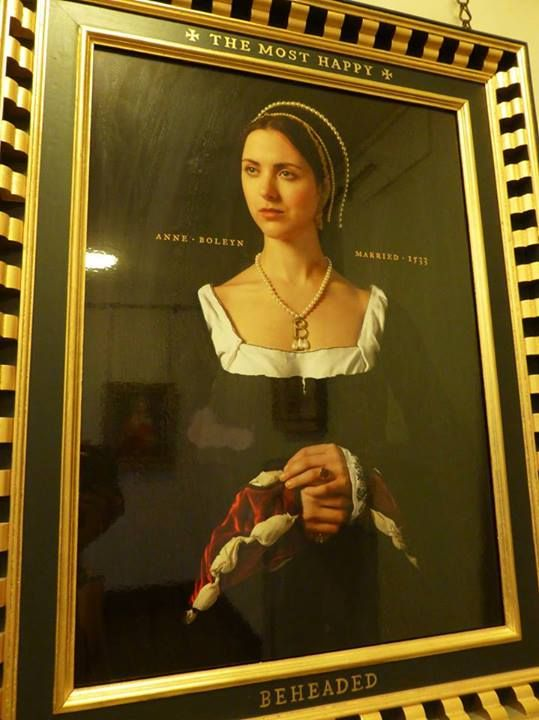 Hampton Court Palace representation of Anne Boleyn . Hampton Court Palace, UK, 1494 - Giles Daubeney, later Lord Chamberlain, leases and modernises the medieval manor of Hampton Court. 1515 - A year after leasing Hampton Court, Thomas Wolsey begins rebuilding on a grand scale, converting Hampton Court into a lavish palace. http://www.hrp.org.uk/HamptonCourtPalace/