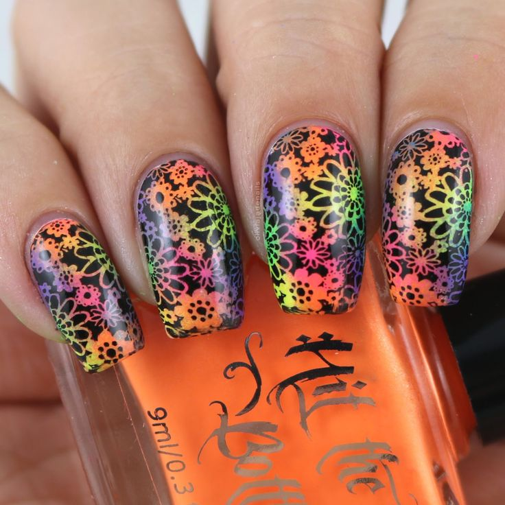 The Digit-al Dozen Does Stamping: My Signature Style by Olivia Jade Nails