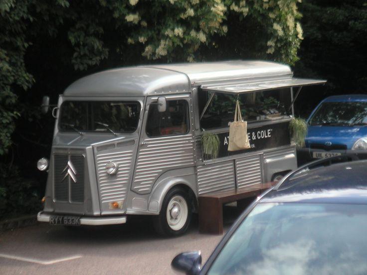 atridge cole coffee truck.