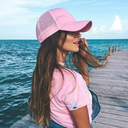 Imagem de girl, pink, and tumblr