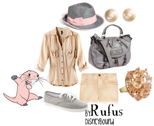 Kim Possible - Rufus