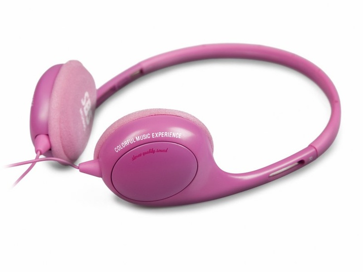 Stereo wired headphones Poliss Jack 3,5 mm with integrated answer key and microphone, Pink color. http://www.sbs-power.com/mobile-accessories/voice-and-music_headset/725_stereo-headphones-poliss-for-mobile-phones_TE8CSH41P.html