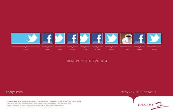 Thalys campaign