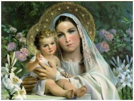 Preghiere a Maria Santissima per ottenere grazie - La Luce di Maria