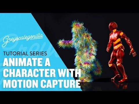 Motion Capture In Cinema 4D Training Series - YouTube