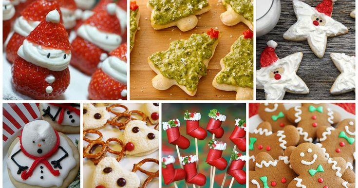 15 ricette di NATALE da preparare con i vostri bambini