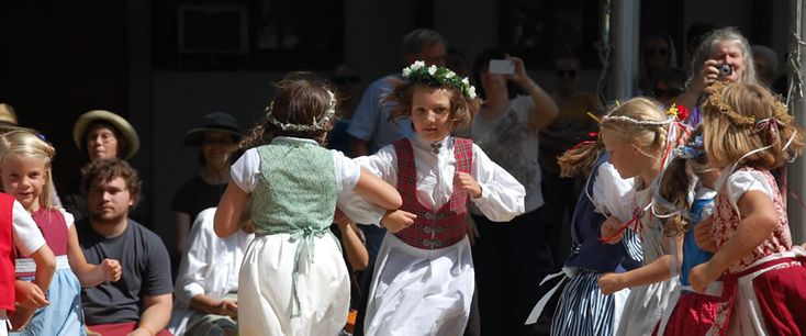 Junction City Scandinavian Festival August 8-12