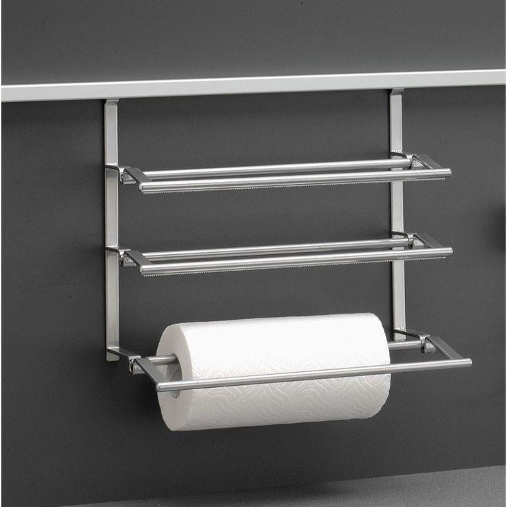 25 best ideas about soportes para papel de cocina en - Soportes altavoces pared ...