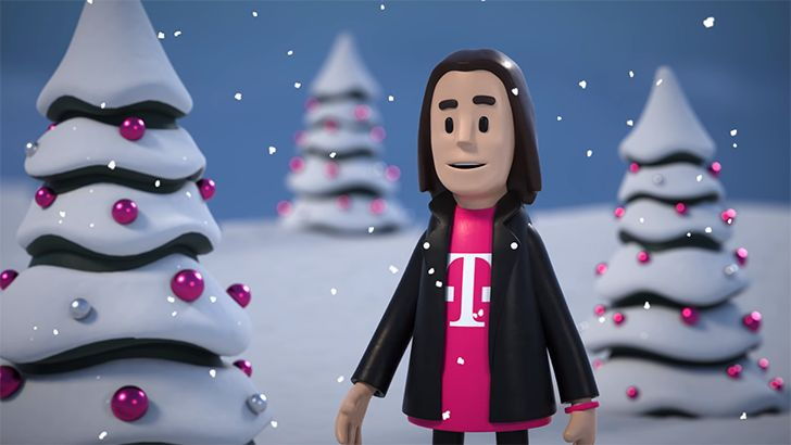 AT&T files complaint over unsubstantiated false and misleading claims in T-Mobile holiday commercial