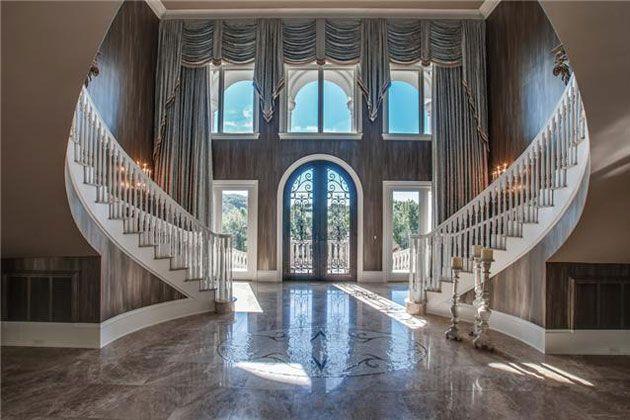 Gary Levox House Nashville Interior Designs Staircase