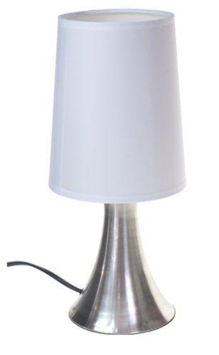 lampe de chevet design tactile