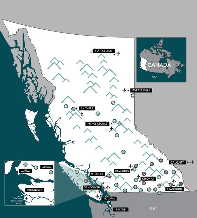 52 best skiBC images on Pinterest  British columbia Skiing and