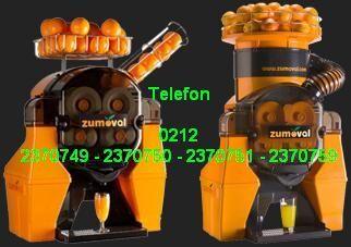 otomatik-portakal-sikma-makineleri-zumoval-portakal-sikma-makinesi satışı 0212 2370749