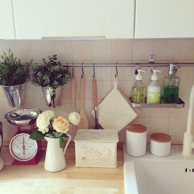 Dettagli in cucina... #sweetasacandy #sweetasacandynewhome #kitchen