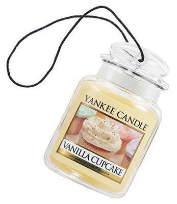 9. Yankee Candle Car Air Freshener