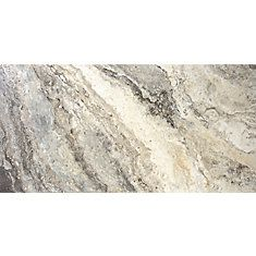 Filled & Honed Picasso Travertine - 12 Inches x 24 Inches -( 8 Sq. Ft./Case)