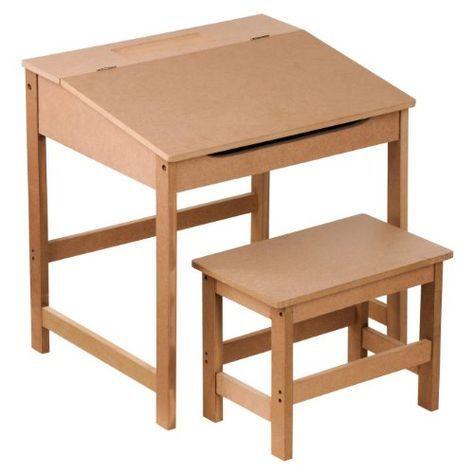 Premier Housewares Children's Desk and Stool Set - Natural Premier Housewares http://www.amazon.co.uk/dp/B007V1KFZQ/ref=cm_sw_r_pi_dp_ETGqwb0KV9G5F