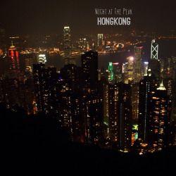 #thepeak #nightview #skyscraper #hongkong