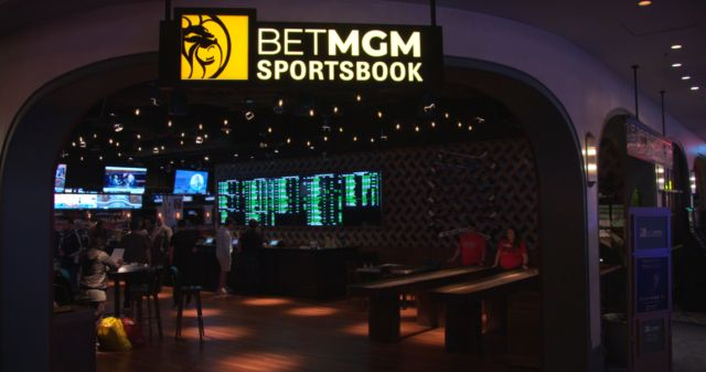 Mgm mirage sports betting odds diy sports betting systems pdf viewer