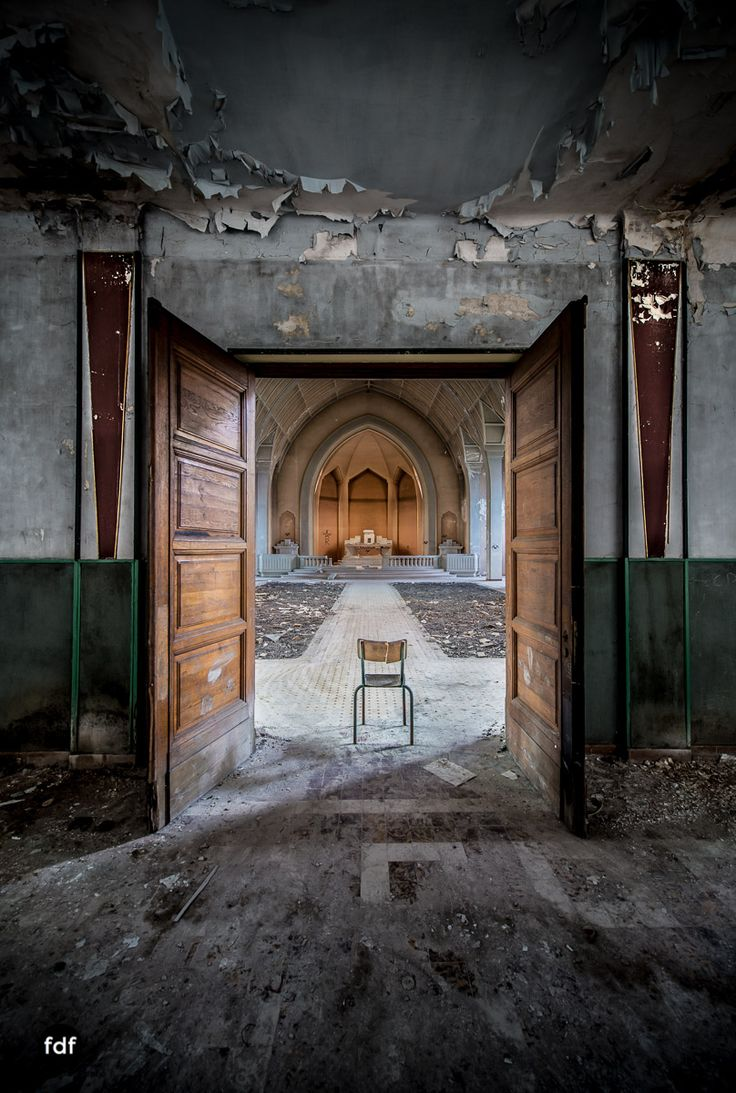Das Mdchenpensionat Internat Schule Urbex Lost Place Frankreich 6 2261 best Old Houses and