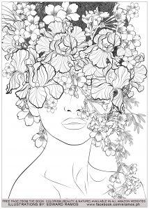 Coloring Beauty And Nature Edward Ramos 7