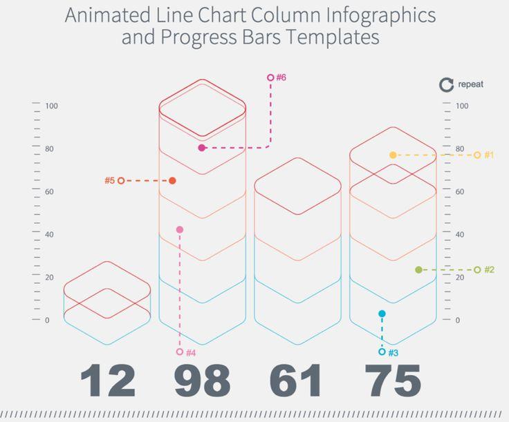 17 Best ideas about Line Chart on Pinterest   Ui design ...