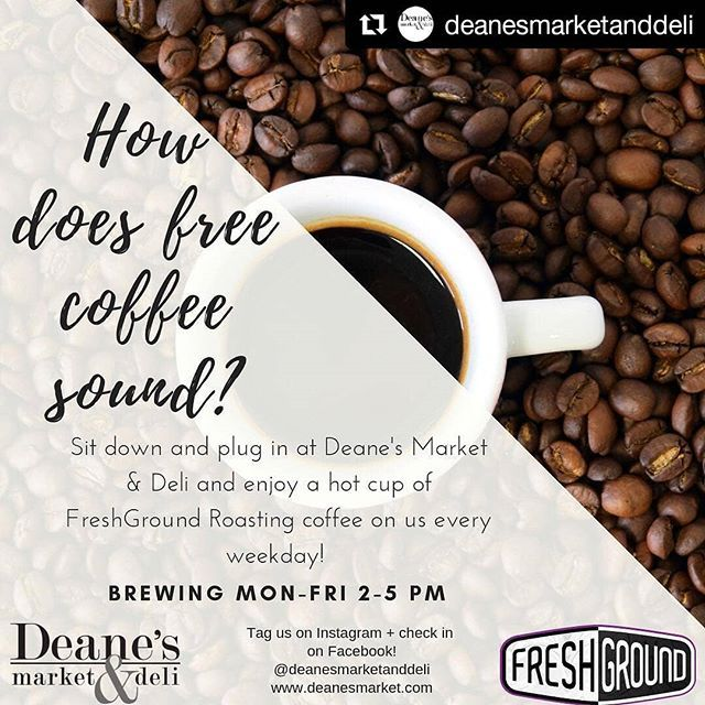 Need A Pick Me Up Today Repost Deanesmarketanddeli Get Repost