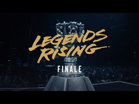 Legends Rising Season Finale: Worlds                 https://youtu.be/GPdF1zoOvTw